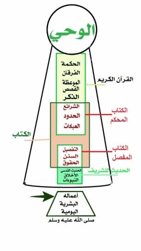 توضيح مفهوم المحكم والمتشابه